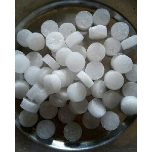 Round Camphor Tablets