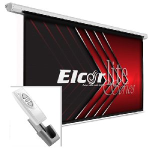 Electric Motorized Projector Screen