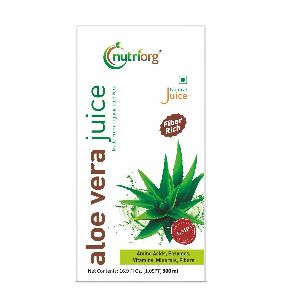 Nutriorg Aloe Vera Juice