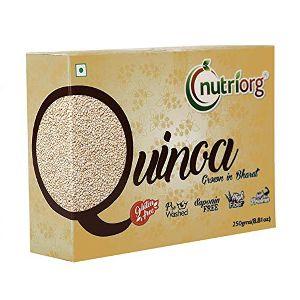 Nutriorg Certified Organic Quinoa