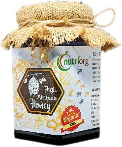 Nutriorg High Altitude Honey