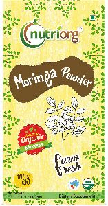 Nutriorg Moringa Powder