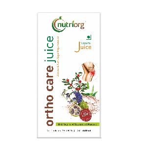 Nutriorg Ortho Care Juice