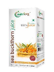 Nutriorg Seabuckthorn Juice