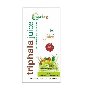 Nutriorg Triphala Juice