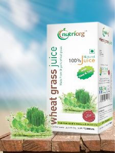 Nutriorg Wheatgrass Juice