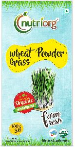 Nutriorg Wheatgrass Powder