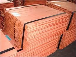 Copper Cathode Sheets