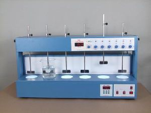 CORNSIL® Jar Test Apparatus
