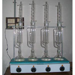 CORNSIL® Laboratory Soxhlet Apparatus