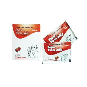 Super Force Jelly (Sildenafil 100mg & Dapoxetine 60mg)