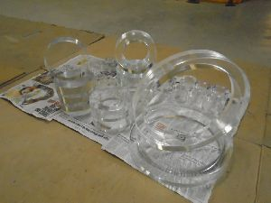 Acrallic Glass
