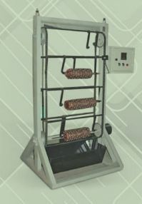 Chain Type Varnishing Unit