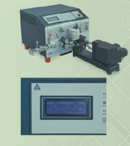KDDK-161 PVC Wire Cutting & Stripping Machine