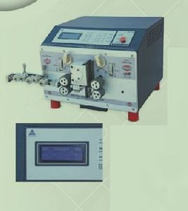 KDDK-163 PVC Wire Cutting & Stripping Machine