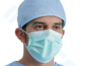 Disposable Face Mask 2Ply/3ply/4ply Against Coronavirus With Earloop