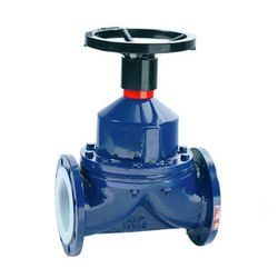 Flanges Diaphragm Valve