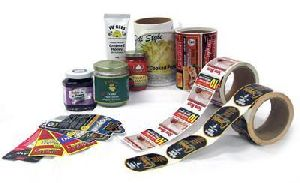 Product Label Printing Services