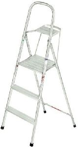 Aluminium 3 Step Ladder for Home & Office