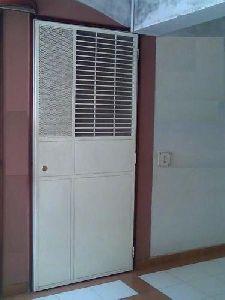 Economy Safety Door Half Closed ECO-001