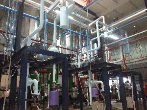 Waste Lube Oil Refining Plant