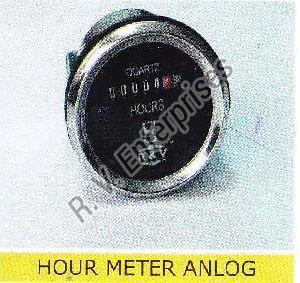 JCB Analog Hour Meter