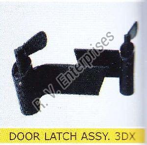 JCB Door Latch Assembly