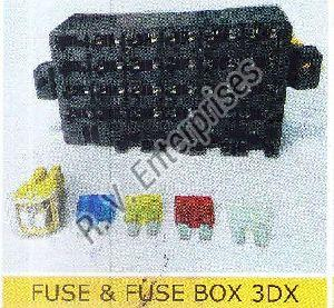 JCB Fuse Box