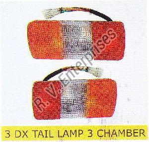 JCB Tail Light