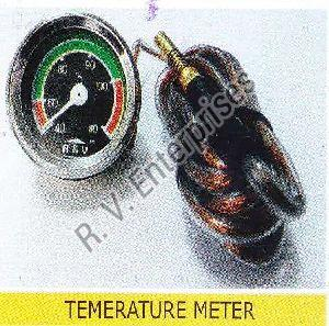JCB Temperature Meter