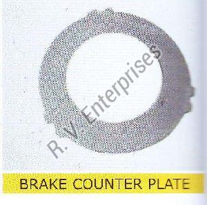 Steel Brake Counter Plate