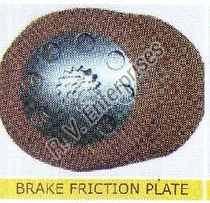 Steel Brake Friction Plate