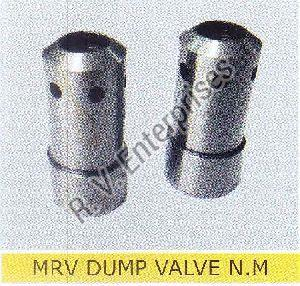 Steel Dump Valve