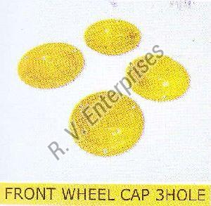 Steel Front Wheel Cap