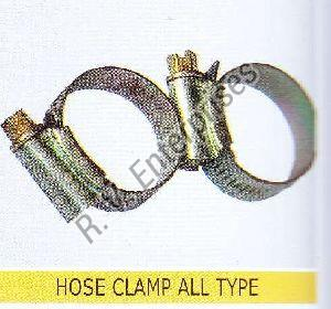 Steel Hose Clamp