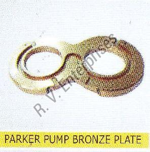 Steel Parker Pump Bronze Plate
