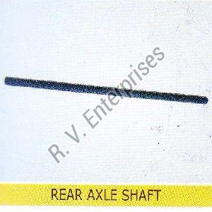 Steel Rear Axle Shaft