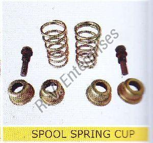 Steel Spool Spring Cup