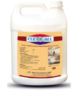 CLEAN-All Disinfectant Cleaner