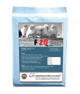 F-20 Poultry Feed Supplement