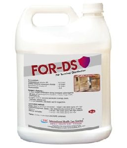 FOR-DS Disinfectant Cleaner