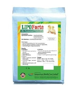 LIPOForte  Poultry Feed Supplement