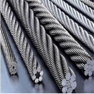 Stainless Steel Mining Ropes