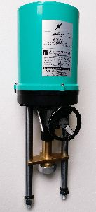 2000 Series Electric Actuator for Linear Control Duty Application