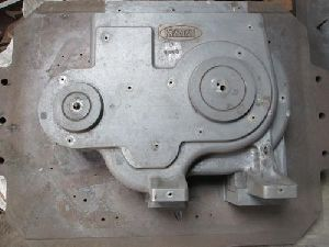 Bearing Cap Housing Pattern