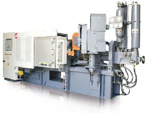 Die Casting Machine Pattern