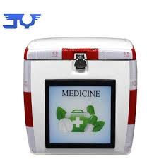 Motorcycle Medicine Delivery Box