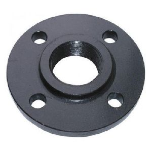 Mild Steel Screwed Flange
