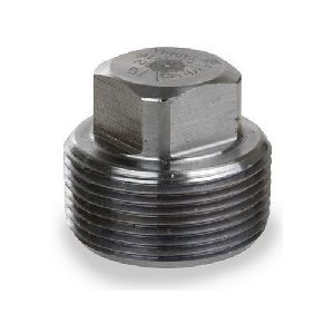 Mild Steel Square Head Plug