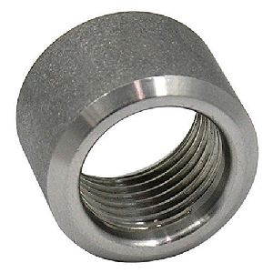Mild Steel Threaded Pipe Cap
